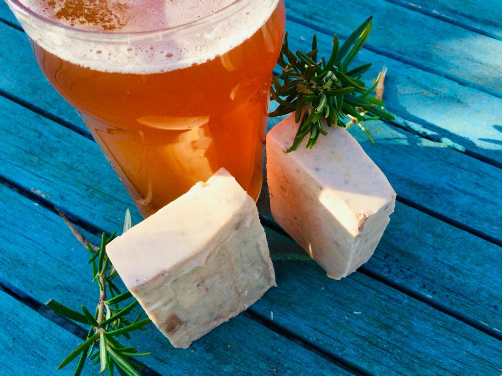 Handmade Soap Bar Beer